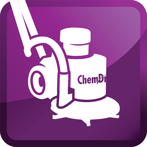 k&c chem-dry carpet cleaning icon