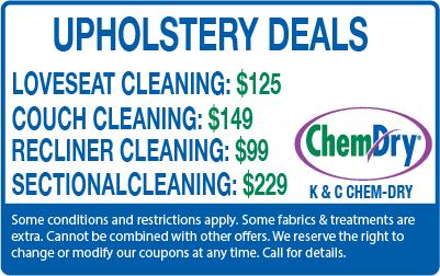 Upholstery Cleaning Deals