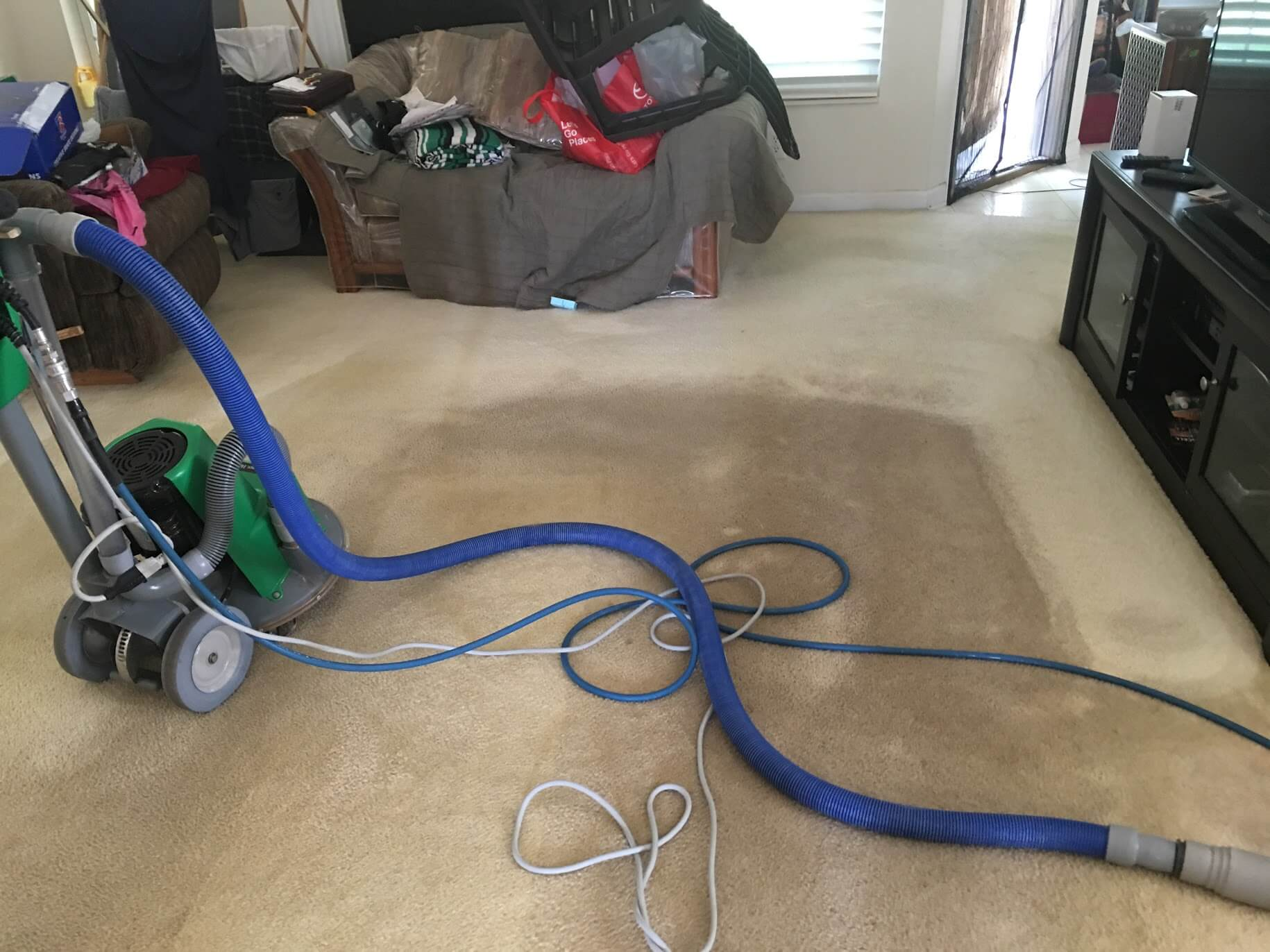 before K&C Chem-Dry carpet cleaning in gwinnett county ga