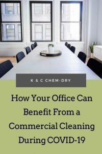How Your Office Can Benefit From a Commercial Cleaning During COVID-19